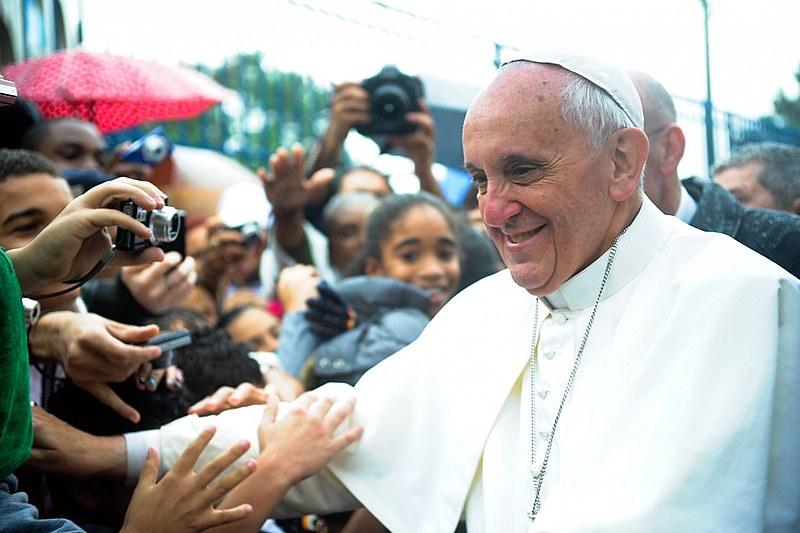 Visita do Papa Francisco ao Brasil em 2013