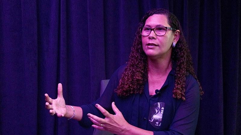 Fabya Reis comanda a Secretaria de Promoção da Igualdade Racial da Bahia, único estado do país com órgão voltado para a questão racial