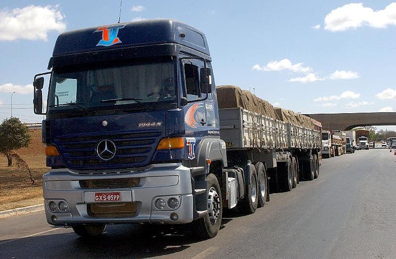 A greve dos caminhoneiros está suspensa até o final das negociações com o governo