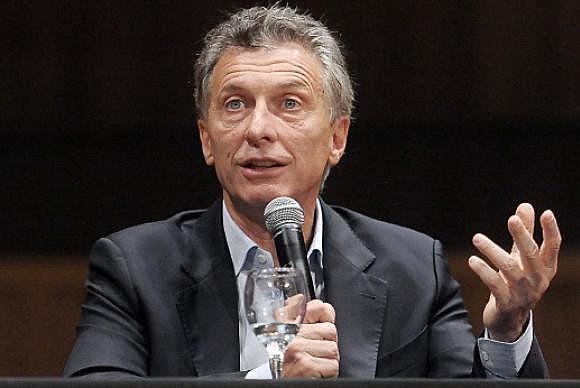 Mauricio Macri, presidente da Argentina, é investigado em dois casos sobre supostos benefícios do Estado a empresas de seu pai