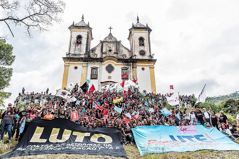 Historicamente, o dia 21 de abril, em Minas Gerais, é de protestos
