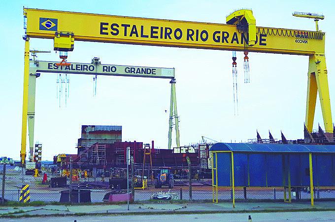 A inauguração do Polo Naval no governo Lula colocou a cidade de Rio Grande como protagonista da indústria brasileira