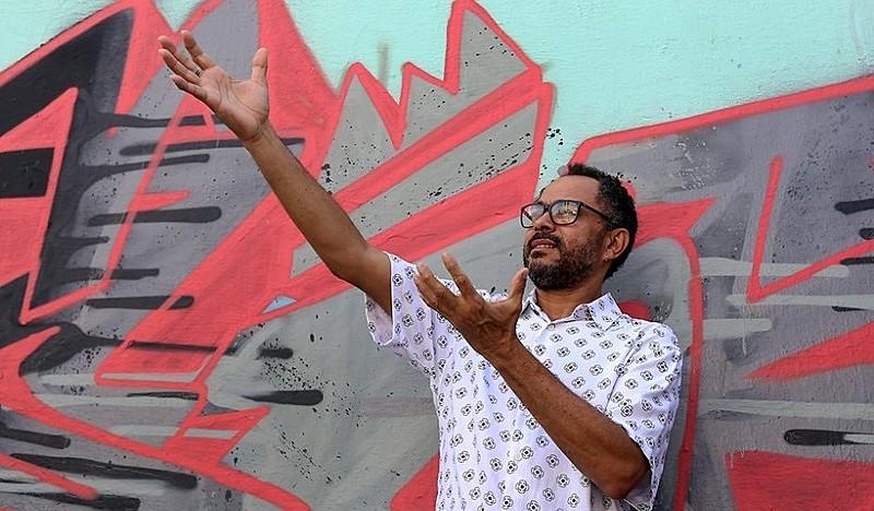 Músico-educador, compositor e pesquisador paraibano Naldinho Freire