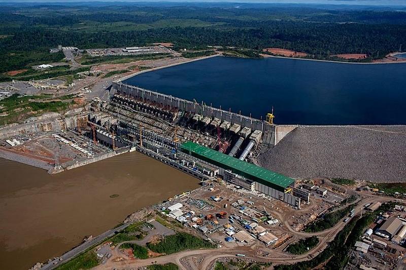 Norte Energia é a empresa responsável pela usina hidrelétrica de Belo Monte, na região de Altamira (PA)