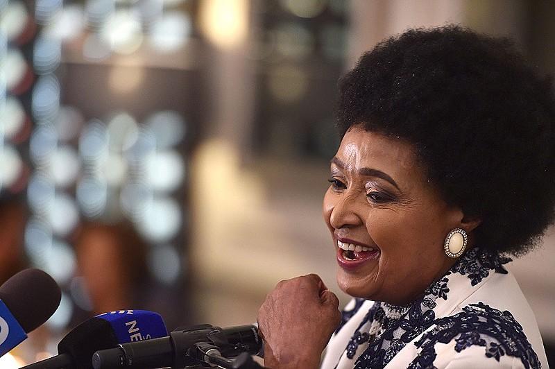 Winnie foi uma das referências dentro do Congresso Nacional Africano (CNA)