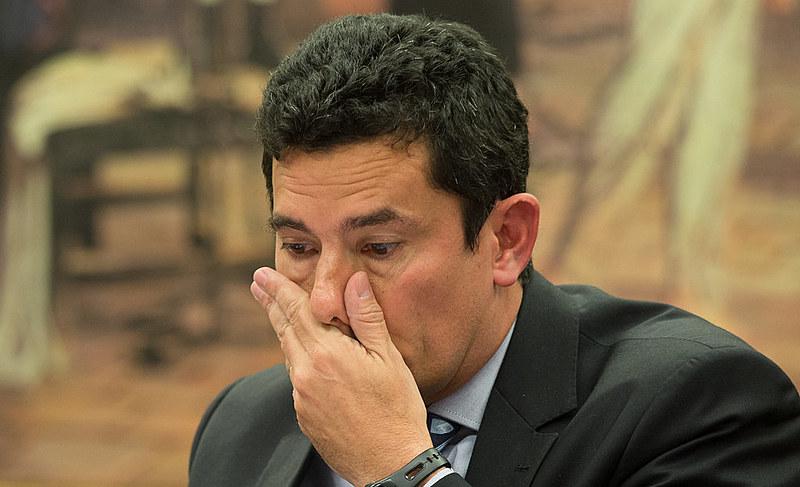 Sergio Moro desiste de ser professor antes do final da licença