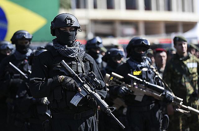 Gobierno Temer publicó decreto que reglamenta actuación de las Fuerzas Armadas en presidios en el último día 18/1