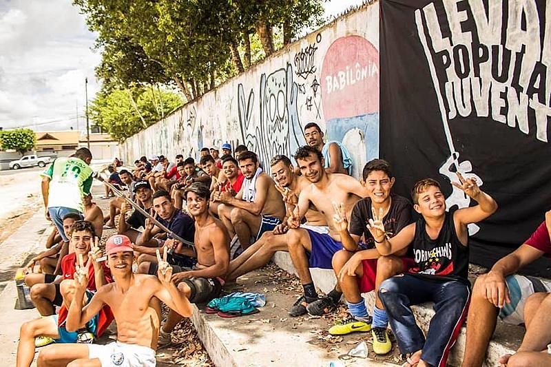 Nós por Nós em Campina Grande, Paraíba