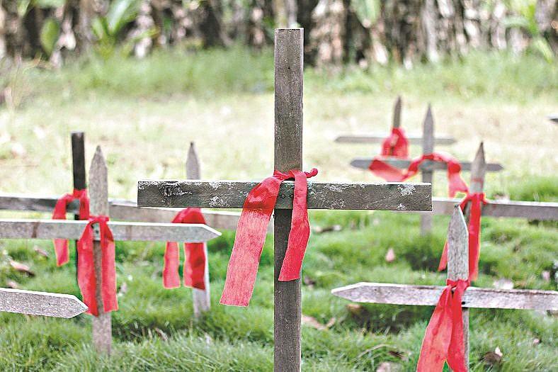Amazônia Legal sedia nove entre dez desses crimes (87%); no primeiro semestre deste ano já foram registradas 33 mortes.