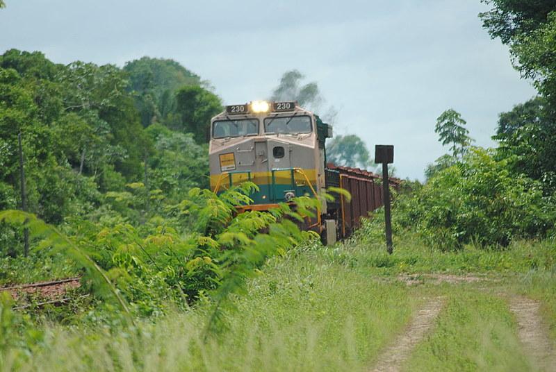 Trem da Vale, que matou 39 pessoas em oito anos, corta a Terra Indígena Mãe Maria
