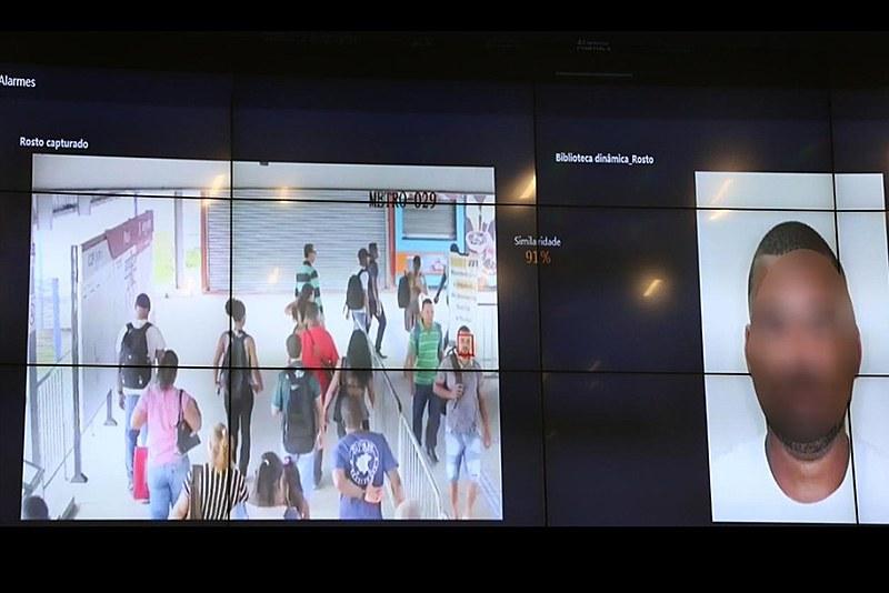 No Brasil, 37 cidades, de 16 estados, já utilizam, de algum modo, o reconhecimento facial
