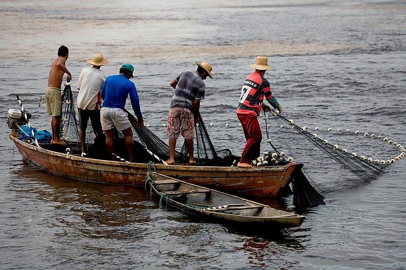O território dos pescadores | Uma visão popular do Brasil e do mundo