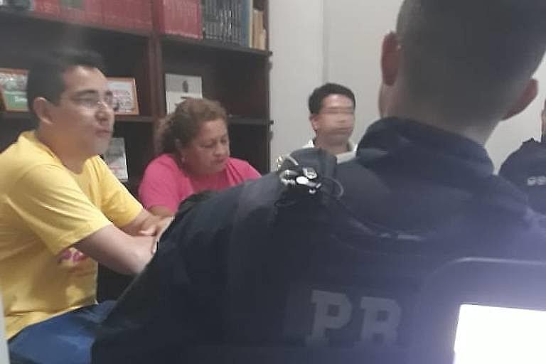 De acordo com os sindicalistas, os policiais portavam fuzis e disseram que representavam o Exército brasileiro