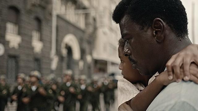 Filme traz Seu Jorge no papel do guerrilheiro baiano Carlos Marighella