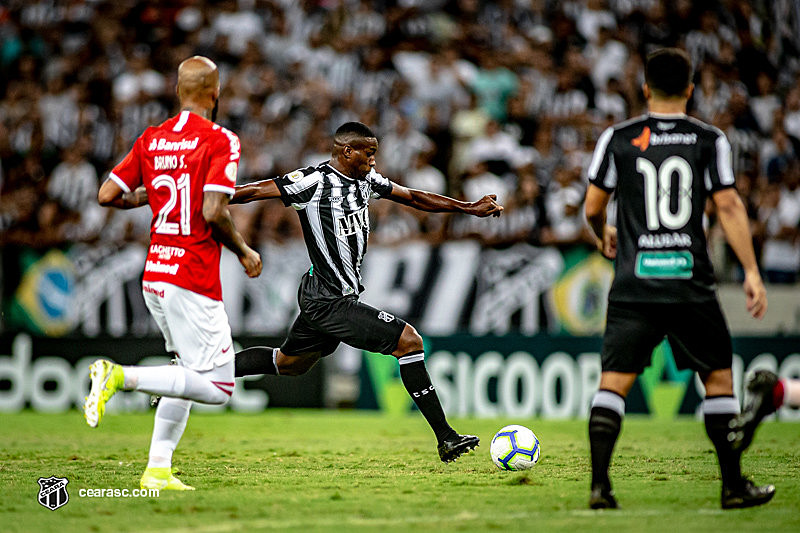 Ceará e Fortaleza estão entre os clubes que disputam o direito de permanecer na séria A, por isso, entendem que cada ponto é valioso.