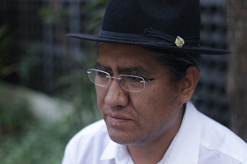 Rodríguez comentou as perspectivas para restabelecimento da democracia no país após o golpe contra Evo Morales