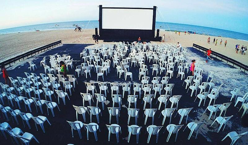 Gostoso Lab é uma parceria entre a Mostra de Cinema de Gostoso e o BrLab