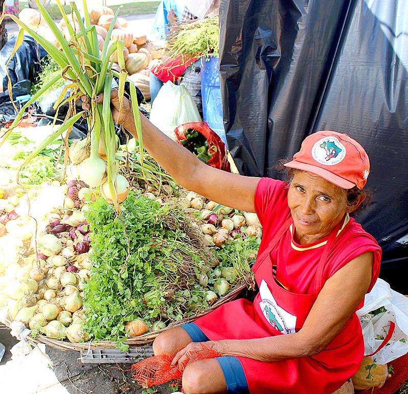 Legumes, frutas e grãos produzidos nos assentamentos e acampamentos serão comercializados em BH