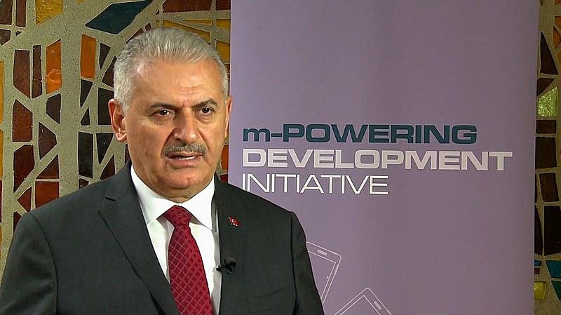 O primeiro-ministro da Turquia, Binali Yildirim, disse que está havendo uma tentativa de golpe de Estado