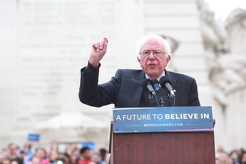 Sanders venceu 52,5% dos votos contra 47,5% de Hillary