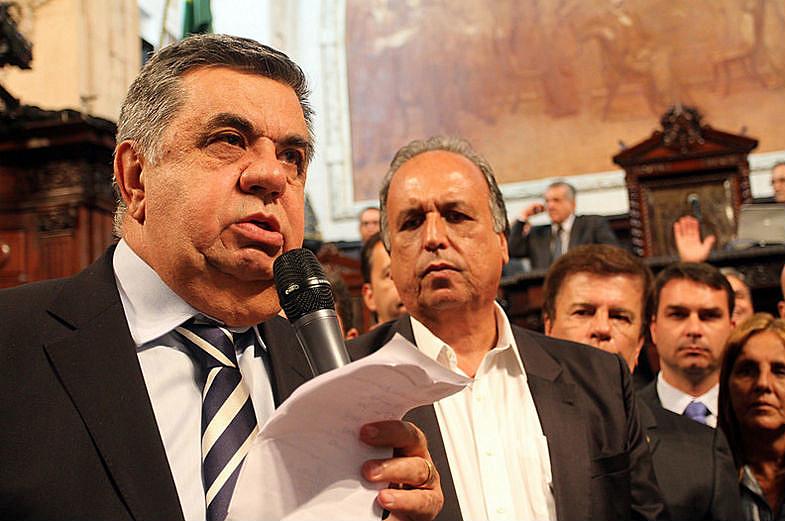 Deputado Jorge Picciani também é presidente do PMDB estadual do Rio de Janeiro