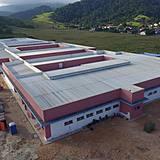 Imagem aérea de Hospital Che Guevara