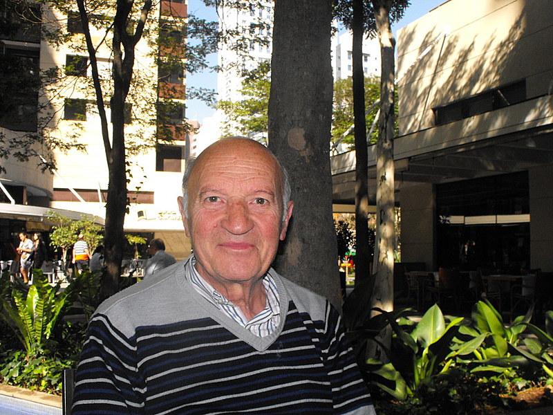 Losurdo concedeu entrevista ao Brasil de Fato em 2015