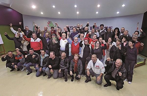 Os trabalhadores querem cobrar dos candidatos quais as propostas para reativar a economia
