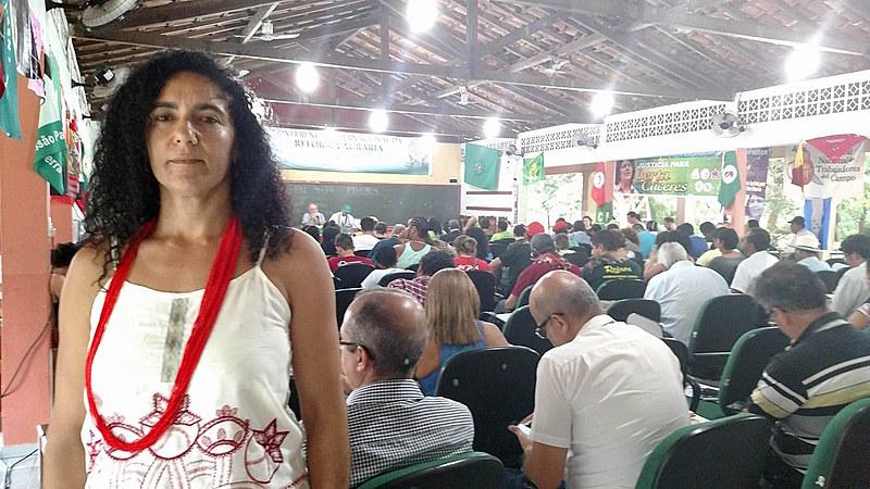 Marina dos Santos, do MST e da Via Campesina pela América Latina