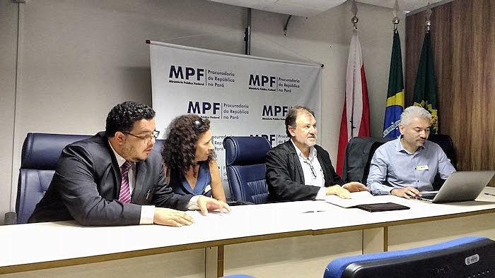 Durante coletiva de imprensa, realizada na última sexta-feira, CNDH fala sobre impactos das mineradoras Belo Monte e Belo Sun