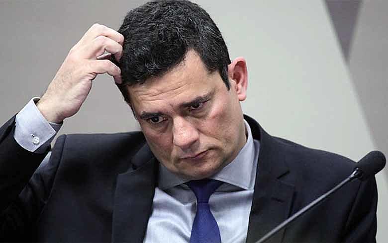 Ex-juiz Sergio Moro, atual ministro de Bolsonaro