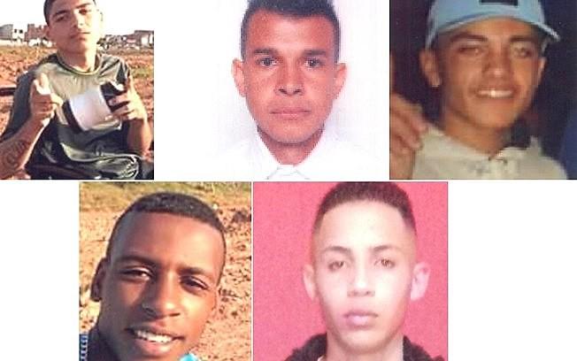 Corpo dos jovens foram encontrados em Mogi das Cruzes, na Grande São Paulo