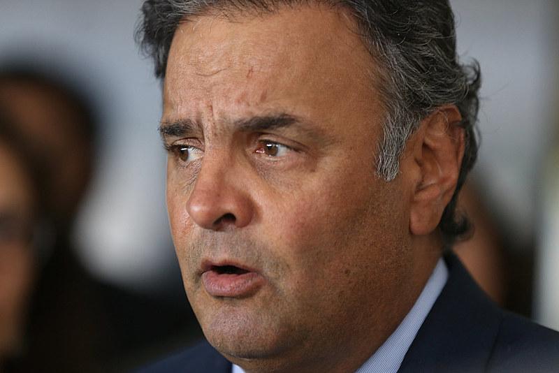 Em depoimento de delação premiada, empresário Joesley Batista disse que pagou este ano R$ 2 milhões em propina a Aécio Neves