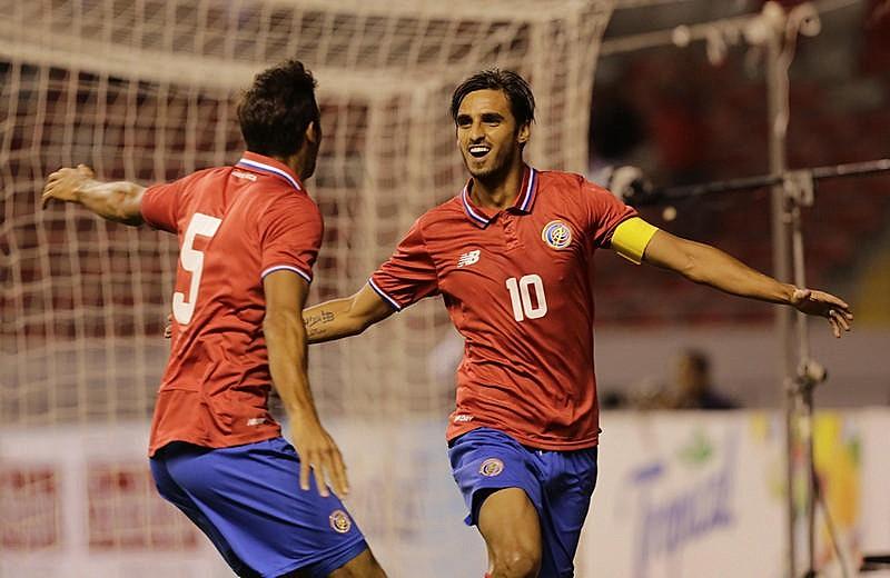 Seleção da Costa Rica