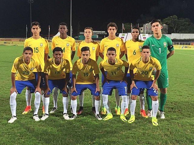 No Grupo A, o Brasil enfrentará Canadá, Nova Zelândia e Angola.