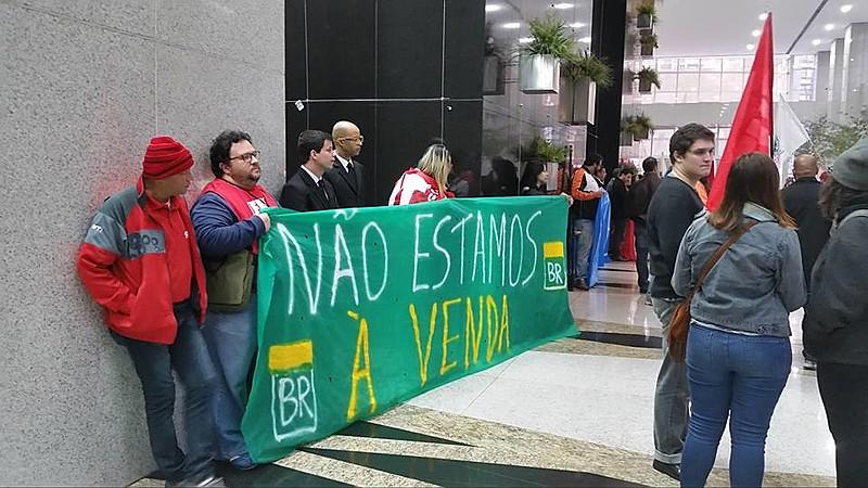 Atualmente, a Petrobras é a operadora única nos campos de exploração do pré-sal