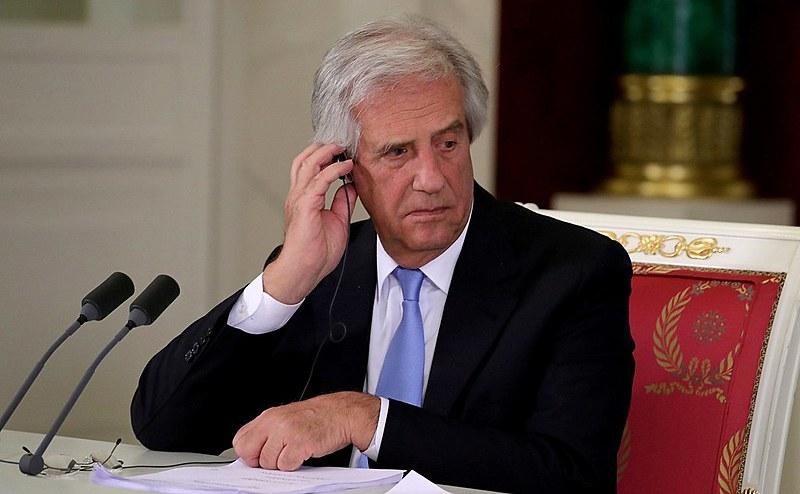 Presidente do Uruguai, Tabaré Vázquez, destituiu a cúpula militar do país