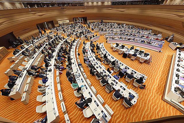 106ª sessão da Conferência Internacional do Trabalho, Palais des Nations, Genebra, 08 de junho