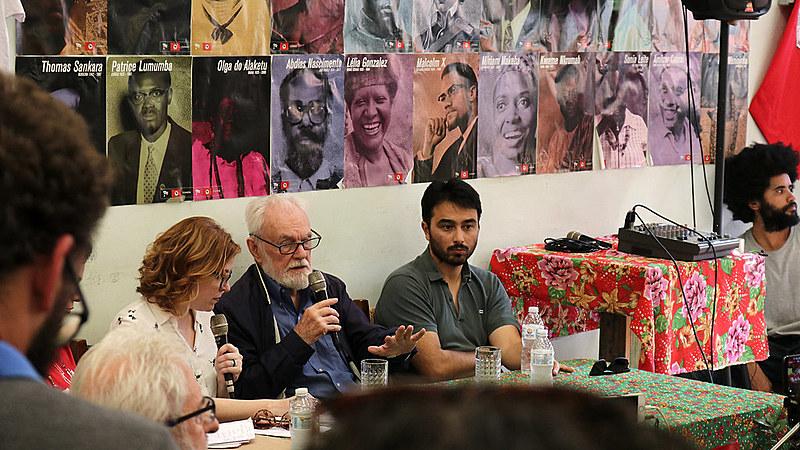 David Harvey fala sobre as contradições do capitalismo em sua passagem pelo Brasil