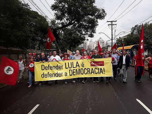 Para Stedile, el juicio será del Poder Judicial y no del ex presidente Lula