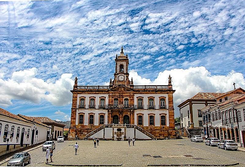 Museu da Inconfidência, em Ouro Preto (MG), pode ser afetado pela decisão de Temer