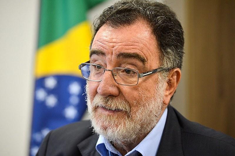 Patrus Ananias, deputado federal (PT-MG) e ex-ministro do Desenvolvimento Social e Combate à Fome e do Desenvolvimento Agrário