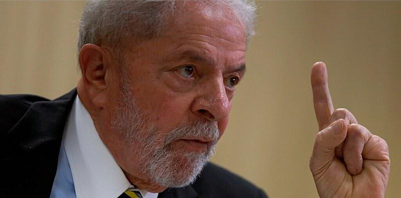 Ex-presidente Lula concedeu entrevista na última quarta-feira (30)