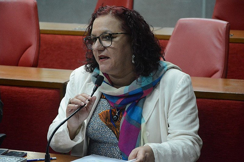 Sandra Marrocos está em seu segundo mandato de vereadora pelo PSB em João Pessoa