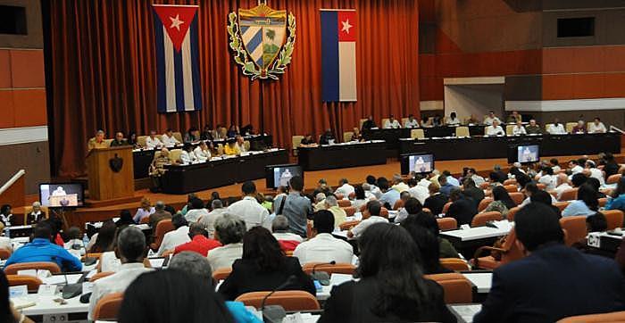 Reunión en Cuba