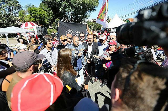 Lideranças sindicais anunciaram que ato está previsto para às 16h, no centro da capital paranaense