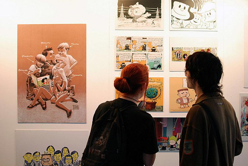 O mercado dos quadrinhos tem aumentado ao longo dos anos no Brasil