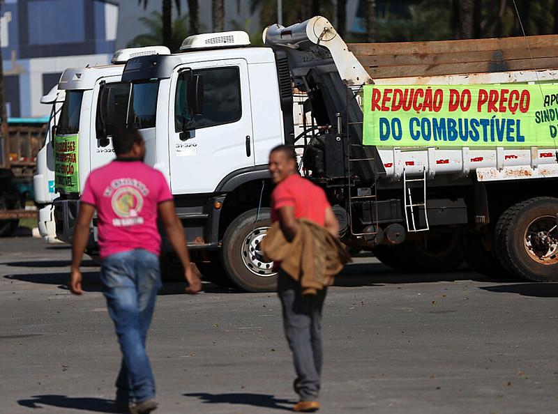 Planalto anunciou emprego das Forças Armadas após resistência à teor de acordo proposto pelo governo