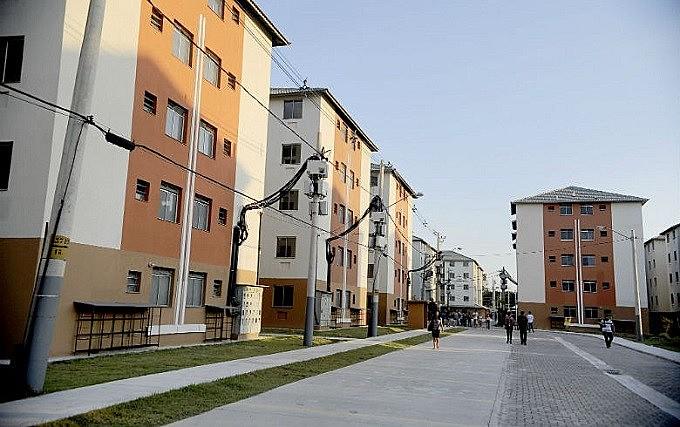 Habitações do Minha Casa, Minha Vida: programa pode perder recursos com projeto do governo federal