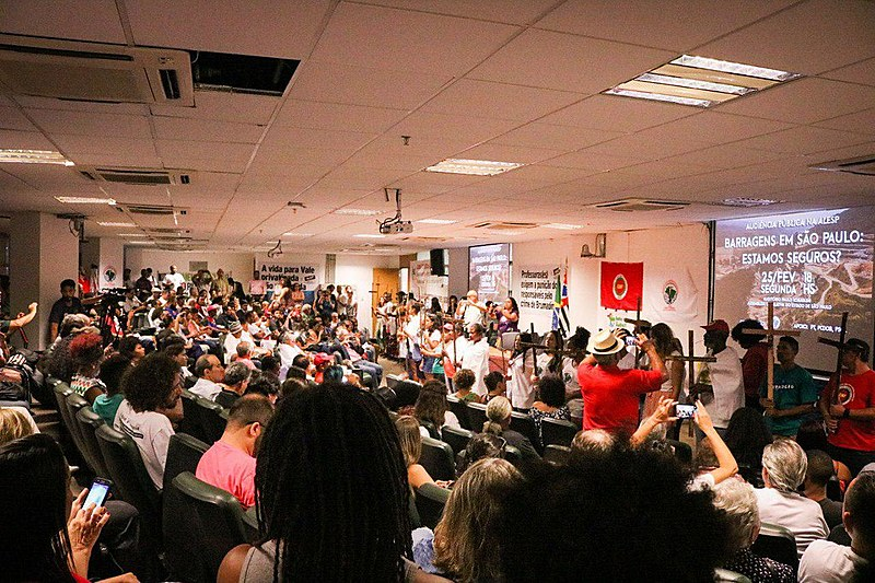 Movimentos populares realizaram audiência pública na Alesp sobre o tema
